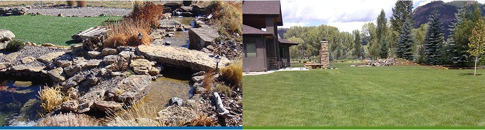 Durango landscape design
